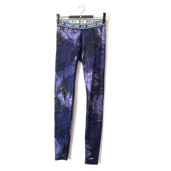 Champion Pants - Champion abstract print sky leggings